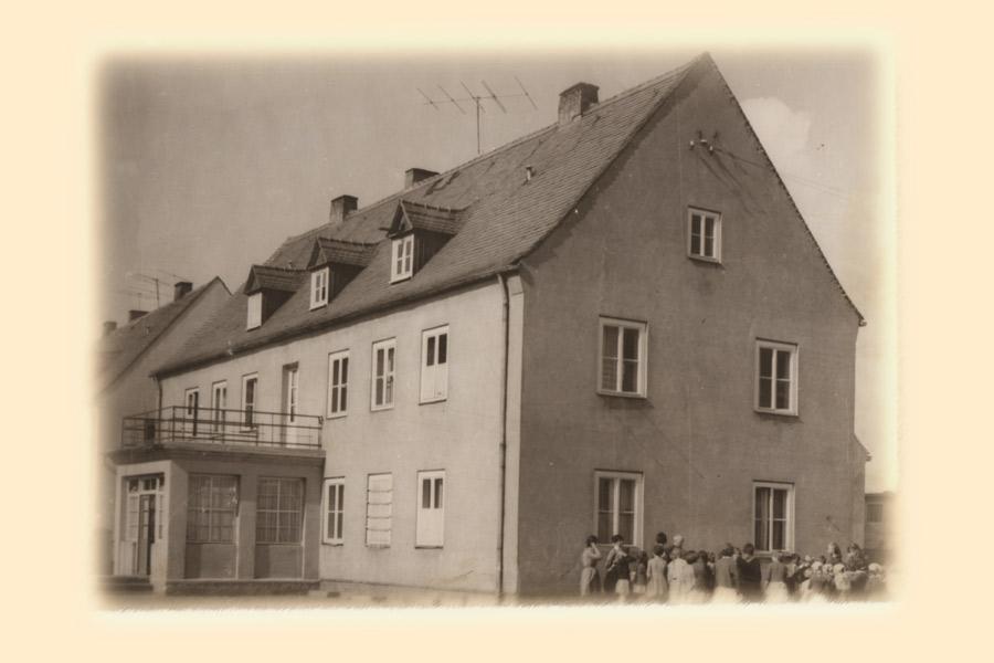 Budynek Domu dziecka w Tucholi